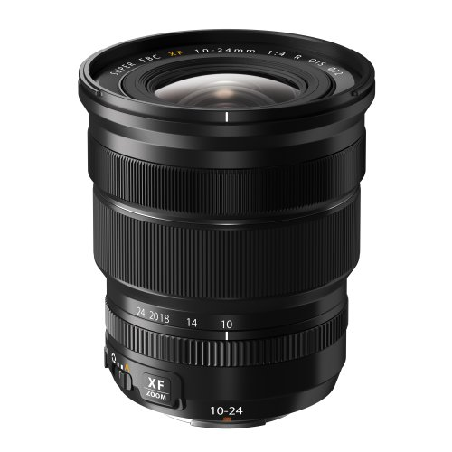Fujifilm Fujinon XF 10-24mm f/4 R OIS Lens for Most Fujifilm X-Series Digital Cameras Black 16412188