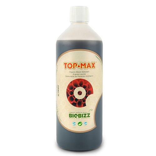 オーガニック開花促進剤 Biobizz - Top Max(バイオビズ トップマックス) 1000ml B00PQ63988
