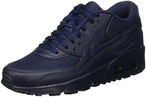 Nike Air Max 90 Mesh (GS) Sneaker Current Collection 2016 different colors Obsidian 401