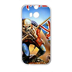 Rock Band Hot Seller Stylish Hard Case For HTC One M8
