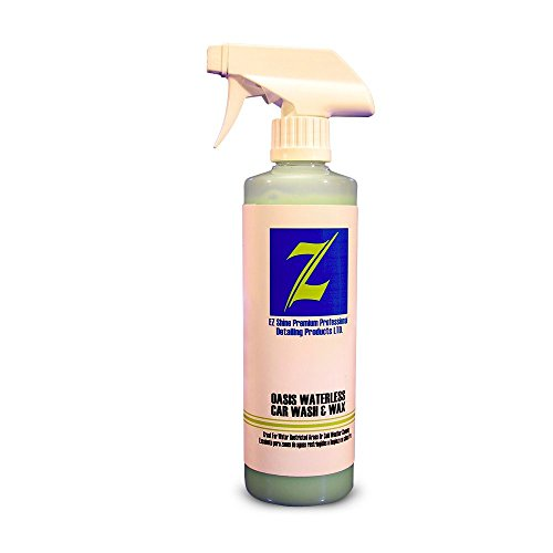 EZ Shine - Oasis Waterless Wash And Wax - 32 oz bottle ()