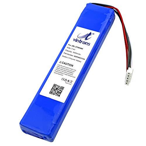 VINTRONS, 5000mAh Li-Polymer Battery for JBL Xtreme, JBLXTREME, JBL GSP0931134