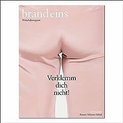 brand eins audio: Frauen/Männer/Arbeit