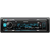Kenwood KMMBT315U Digital Media Receiver with Built-In Bluetooth (Black)