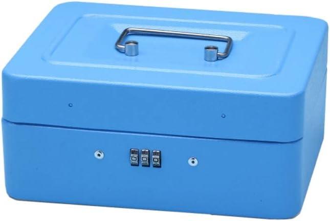 Love lamp Huchas Decorativas Banco de Previsión Caja Fuerte Hucha Dinero Caso Caja de Ahorro de contraseña de Bloqueo de Teclas secretas Cajas de Maquillaje Caja Dinero (Color : Blue2): Amazon.es: Hogar