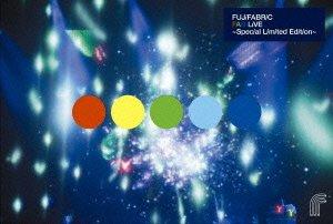 FAB LIVE ~Special Limited Edition~ [Blu-ray] B00B4G1XXC