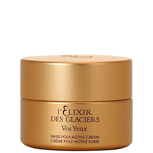 Valmont L'Elixir Des Glaciers Vos Yeux Anti-Puffiness Eye Contour Cream, 0.21 Pound by Valmont