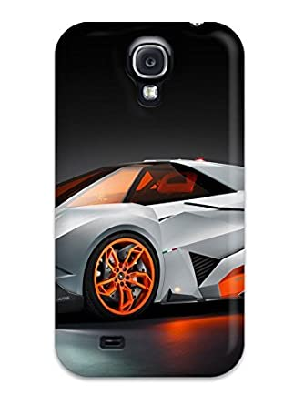Hot New Lamborghini Egoista Concept Car Case Cover For Galaxy S4