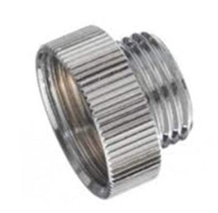 Ordinaire Shower Hose Reducer Chrome Plated Metal Adapter 3/4 FL To 1/2 ML