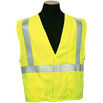 467c257ea291 ML Kishigo - Modacrylic Flame Resistant ARC Series 1 Class 2 Safety Vest  Lime - 2X-Large