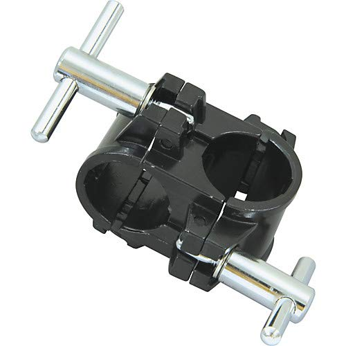 Heavy-Duty Metal 1-1/2″ T-Clamp- Pack of 2