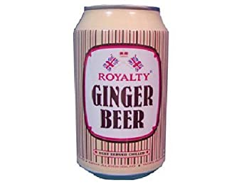 Royalty Ginger Beer Drink