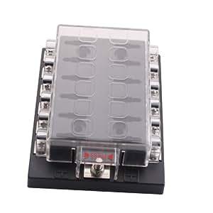 generic new dc32v 12 way terminals circuit atc ato car. Black Bedroom Furniture Sets. Home Design Ideas