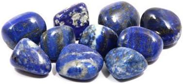 20-25mm Pack of 5 Lapis Lazuli Tumble Stone