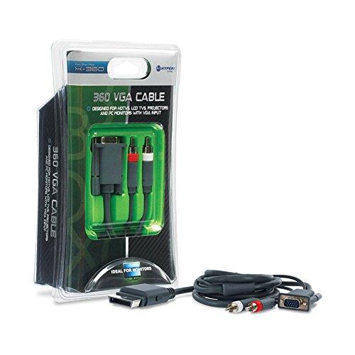 Xbox 360 VGA Cable Hyperkin (Xbox 360 Vga Lcd)
