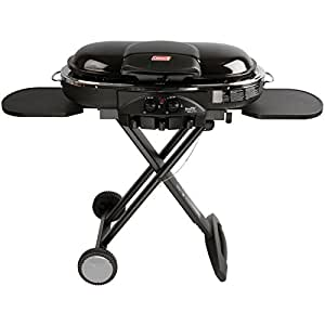Coleman RoadTrip LXE Portable Propane Grill, Black