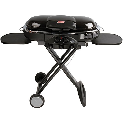 Coleman RoadTrip LXE Portable Propane Grill, Black - 2000017444