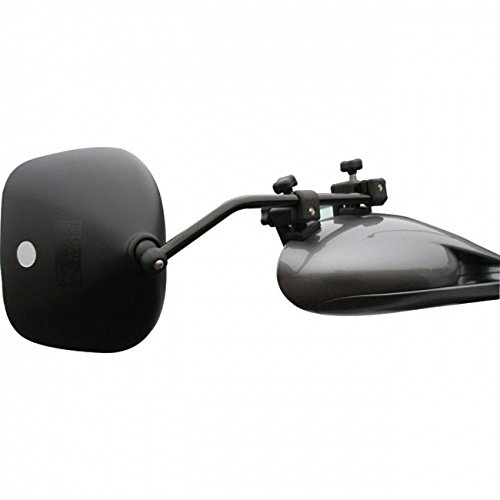 Price comparison product image Dometic DM-2912 Milenco Grand Aero3 Towing Mirror - Twin Pack