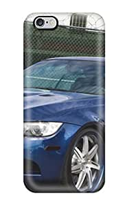 Cute Appearance Cover/tpu XukHUuU3627yxVKg Blue Bmw Case For Iphone 6 Plus