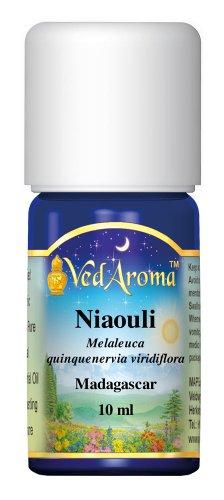 VedAroma Niaouli Certified Organic Therapeutic Grade Essential Oil 10 ml