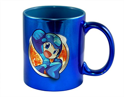 Officially Licensed Blue Mega Man Coffee Mug