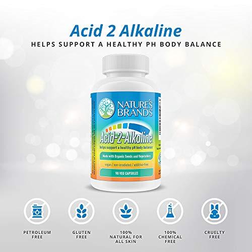 Alkalizing Powder (Acid-2-Alkaline Organic Whole Food Alkalizing Powder; 9.5oz)