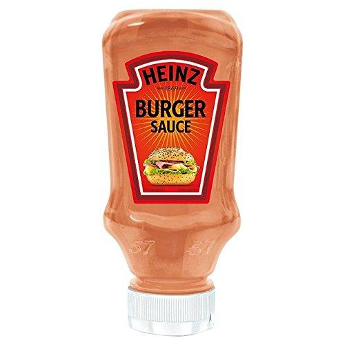 Heinz Burger Sauce 7.90 Ounces (225g) (3 Pack) (Big Mac Sauce)