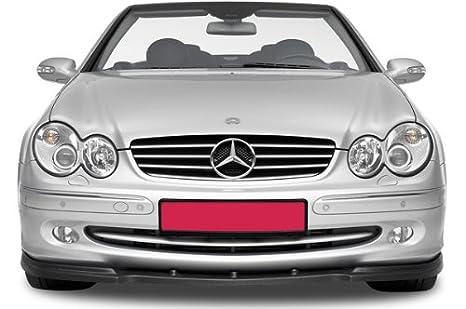 CSR-Automotive Cupspoilerlippe Spoilerschwert mit ABE schwarz matt CSL071