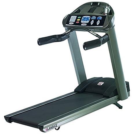 amazon com landice l8 treadmill with cardio control panel rh amazon com Best Treadmill Curved Treadmill