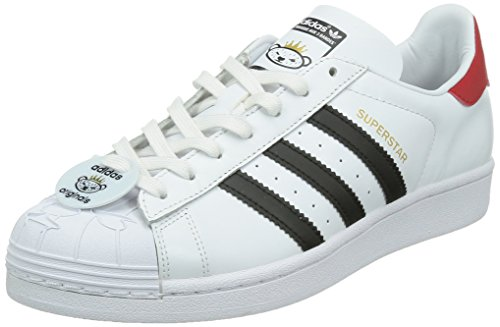 ADIDAS ORIGINALS SUPERSTAR NIGGO BEARFOOT