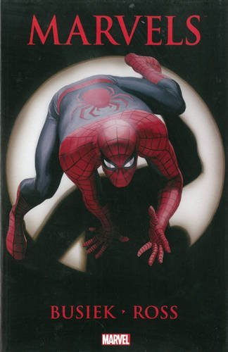 Marvels TPB (New Printing) (Graphic Novel Pb) by Kurt Busiek (2010-01-06)