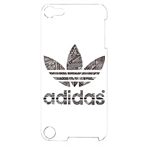 3D Cover Case for Ipod Touch 5th Generation Creative Graphic Adidas Logo Phone Case