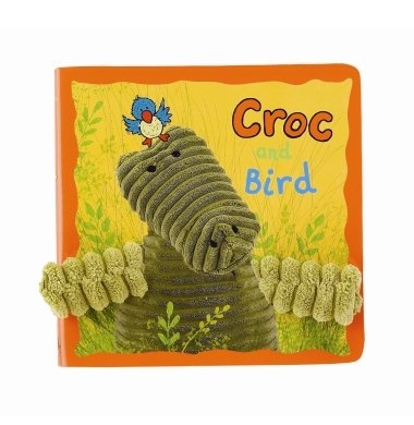 Book Cordy Croc and Bird 6″ by Jellycat, Health Care Stuffs