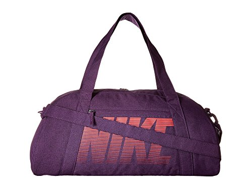 Nike Gym Club Bag Night Purple/Night Purple/Light Fusion Red Bags