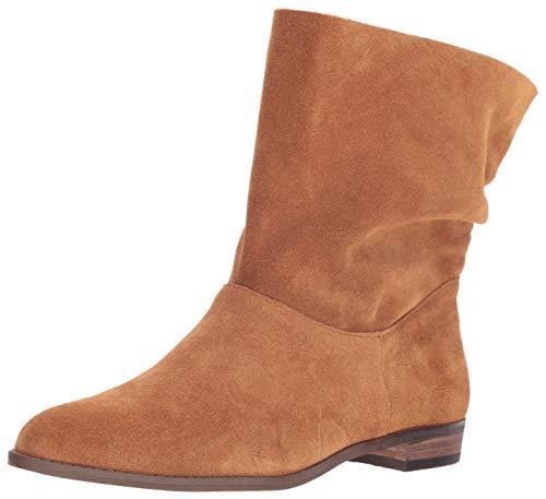 - Splendid Women's Claudia Western Boot, Brandy, 8.5 M US