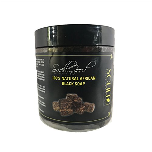 African Black Soap Tub 2lb - Mens Grid Climate