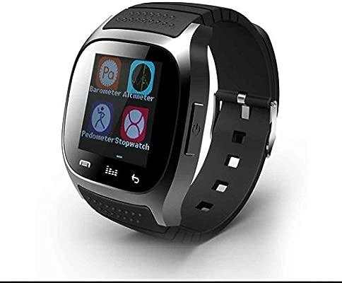 Android Smartwatch Fitness Reloj de pulsera Smart Sleeping Monitor ...