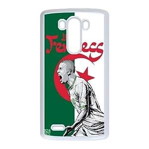 LG G3 Cell Phone Case White_WorldCup Algeria Ffzmi