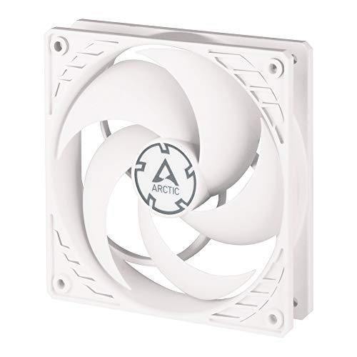 Ventilador ARCTIC P12 PWM PST (White
