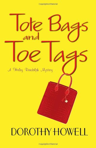 Tote Bags Haley Randolph Mysteries