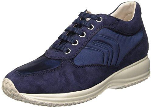 Geox Chaussures De Sport Salut-top - Bleu X5XQMFW