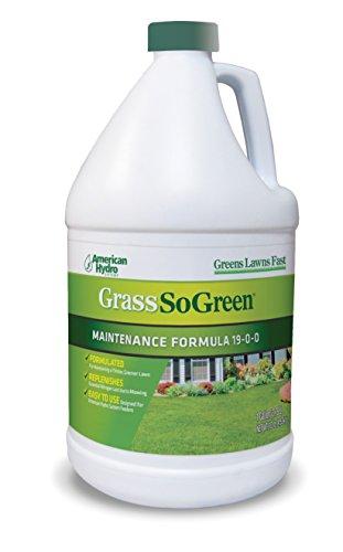 American Hydro Systems GrassSoGreen Maintenance product image