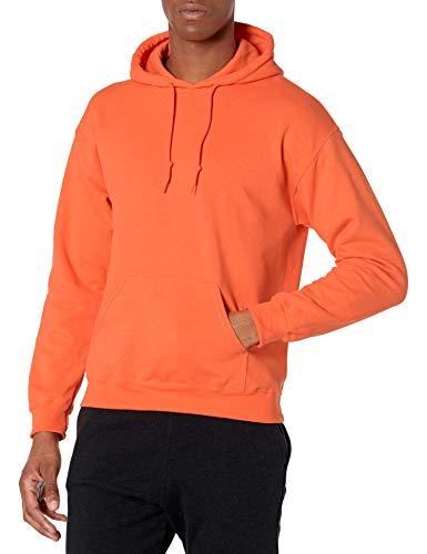 Style G18500 Gildan Mens Fleece Hooded Sweatshirt