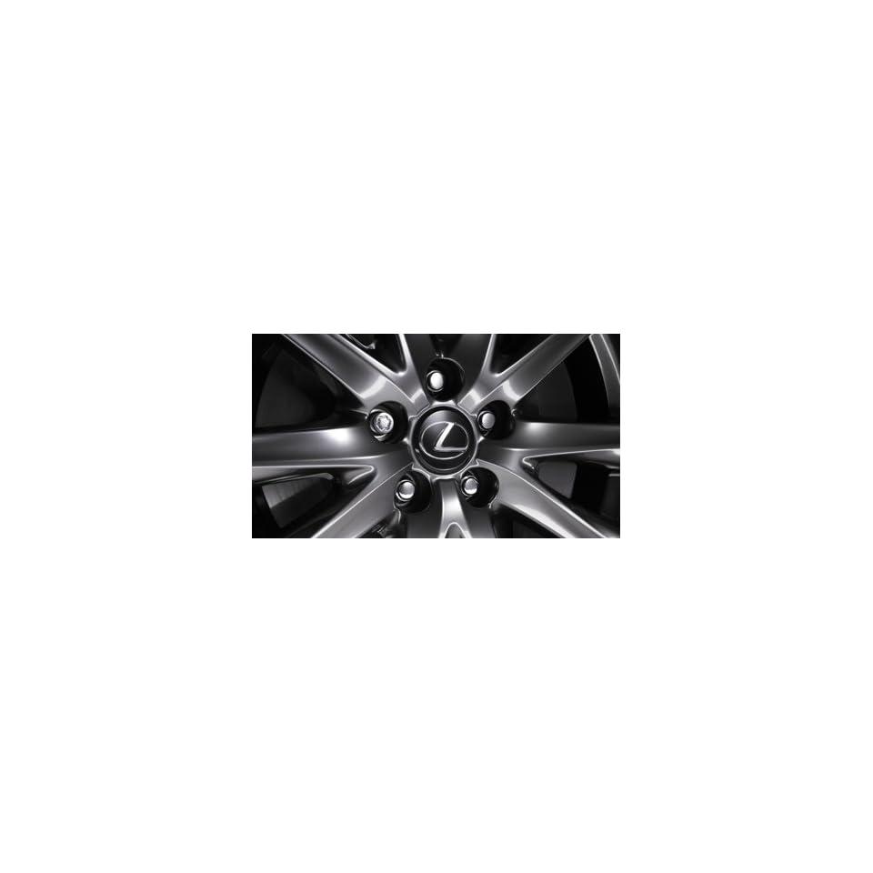 2012 Toyota Camry OEM Wheel Lock Set