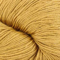 Valley Yarns Charlemont Fingering Weight Sock Yarn, Superwash Merino Wool/Silk/Polyamide - Honey Gold