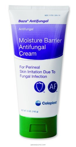 Baza Antifungal Cream Barrier, Baza Antifungal Cream 4Gm P-Sp, (1 CASE, 300 EACH) by COLOPLAST CORPORATION