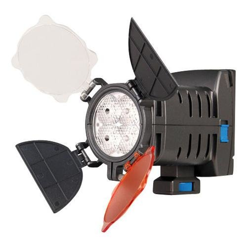 Bower VL12K Professional LED Light for SLR and Video Cameras by Bower