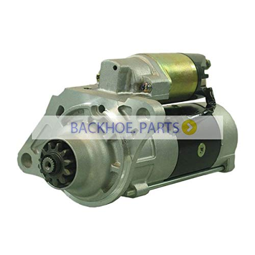 (For Komatsu Dulldozer D50-17 D58-1 D60-8 D65-8 Starter Motor 600-813-3530 600-813-3531)