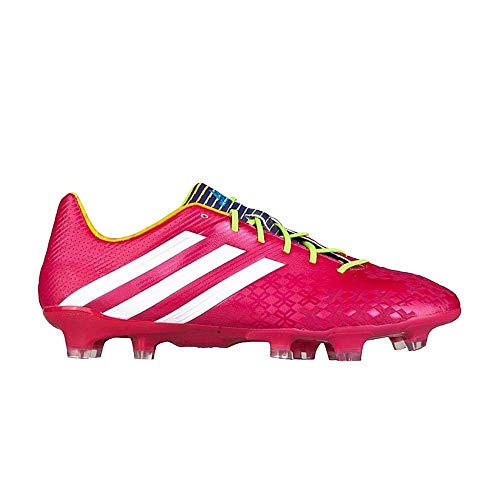 new product 51ab9 b4514 Adidas Men s Soccer Cleats Predator LX TRX FG Molded Pink F32553 (6.5)