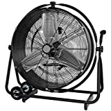 Mountain (MTN5024) 24'' Orbital Drum Fan